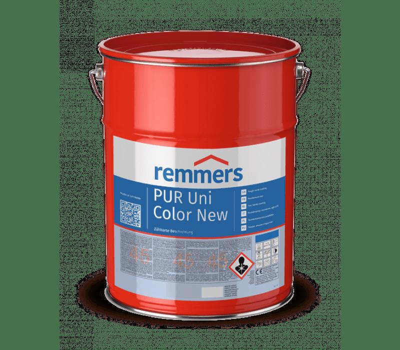 Remmers PUR Uni Color New   Farbige PU Beschichtung