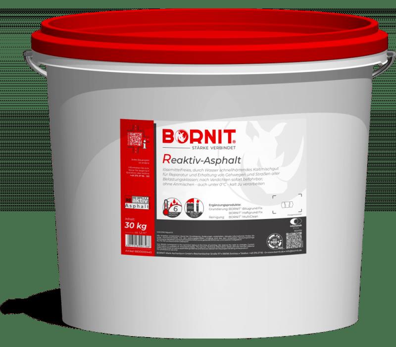 BORNIT Reaktiv-Asphalt - 30kg