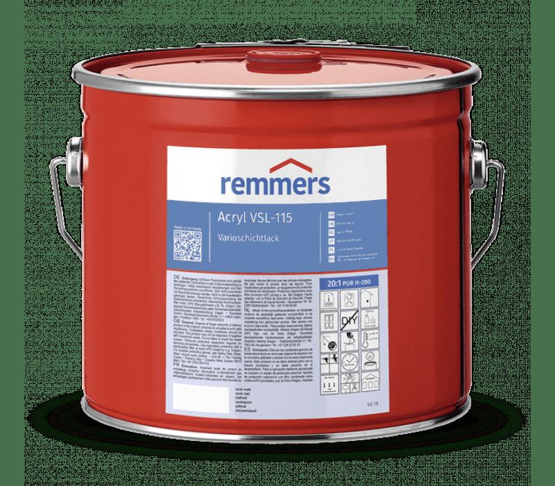 Remmers  Acryl VSL-115-Vario Schichtlack farblos