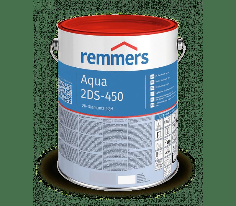 Remmers Aqua 2DS-450-2K-Diamantsiegel, farblos