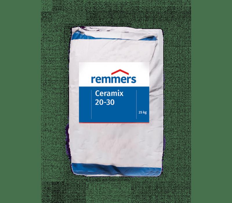 Remmers Ceramix 20/30, 25 kg - farbiger Dekorkies