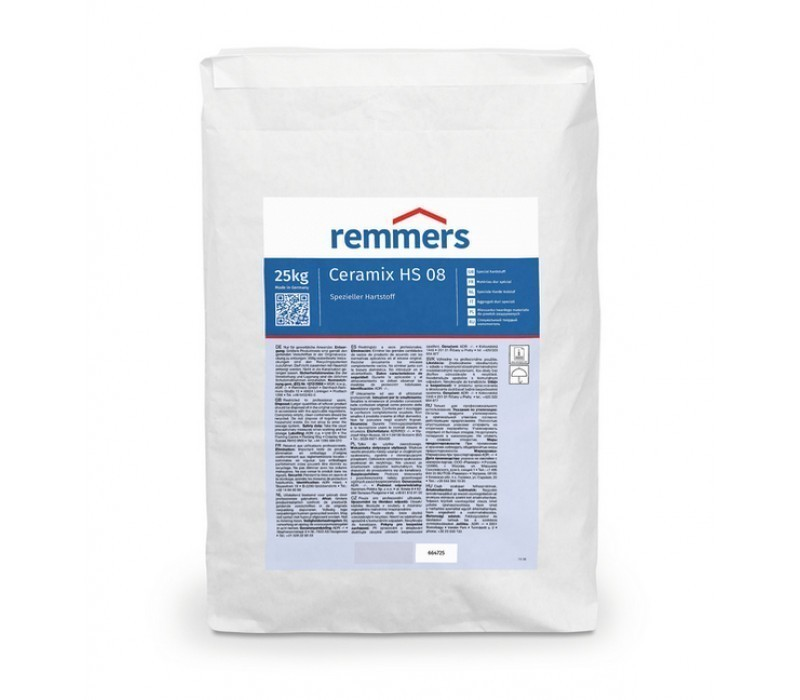 Remmers Ceramix HS 08, 25kg - Spezieller Hartstoff