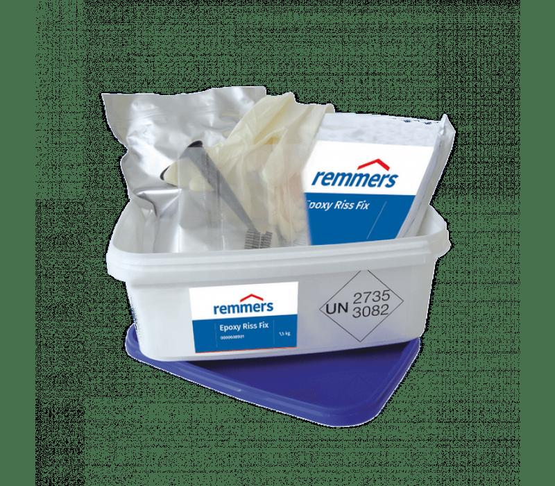 Remmers Epoxy CF 100 | Riss-Fix, Set 1,5 kg - Rissverfüllung