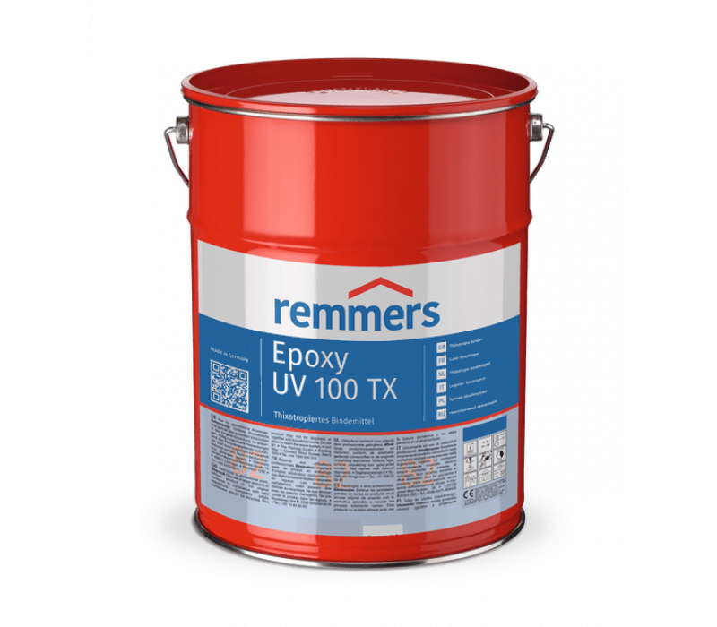 Remmers Epoxy UV 100 TX - Bindemittel
