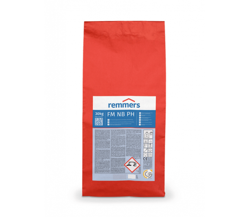 Remmers FM NB PH | Fugenmörtel M10 - porenhydrophob - 30kg