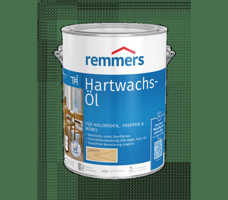 Remmers Hartwachs-Öl, farblos