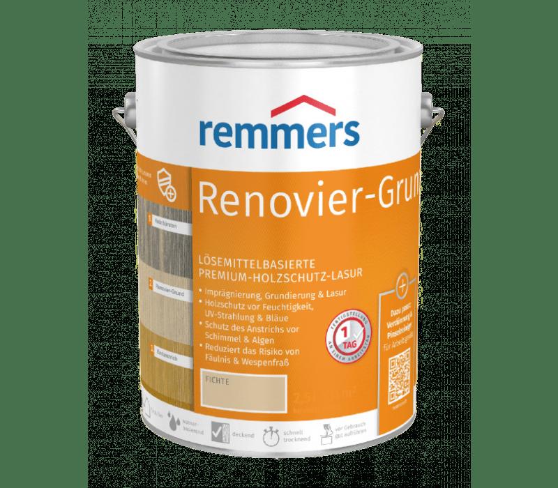 Remmers Renovier-Grund, fichte