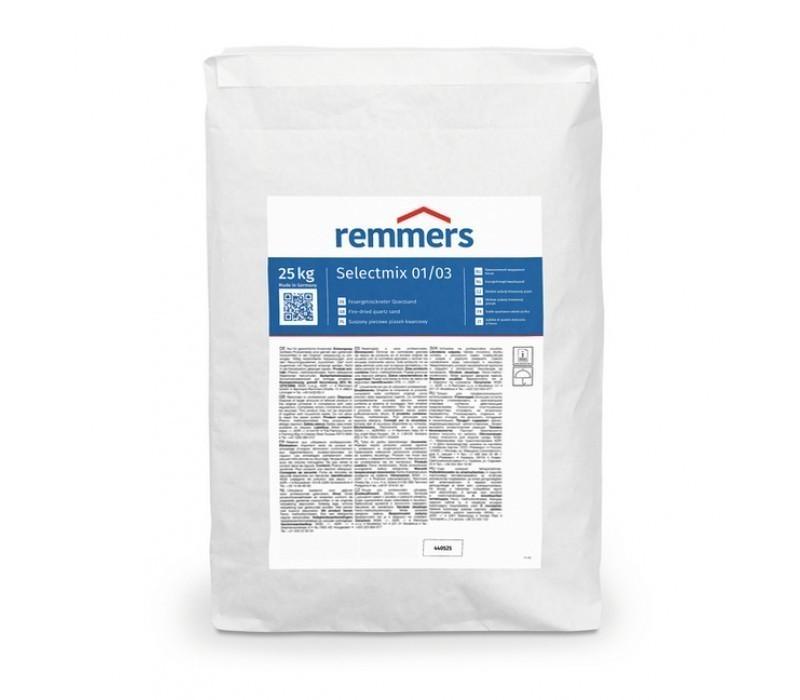 Remmers Selectmix 01/03, 25 kg - Quarzsandmischung