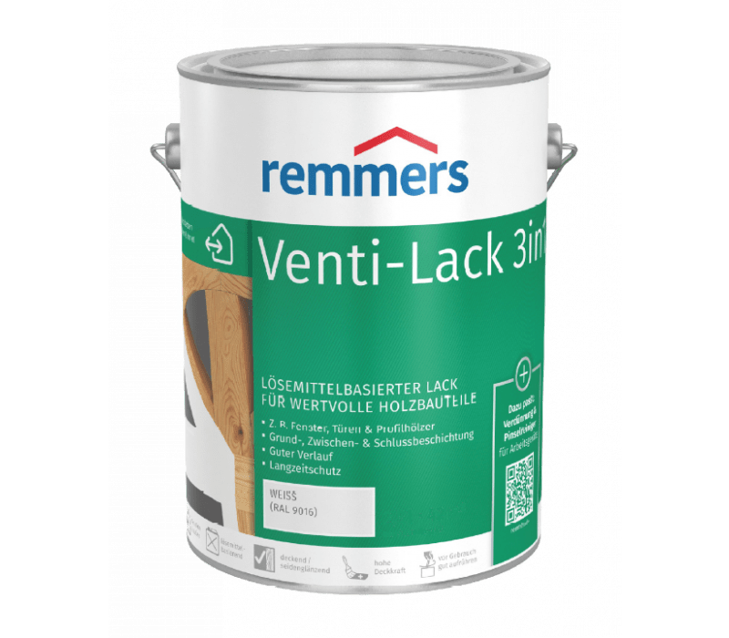Remmers Venti Lack 3in1 Weiss