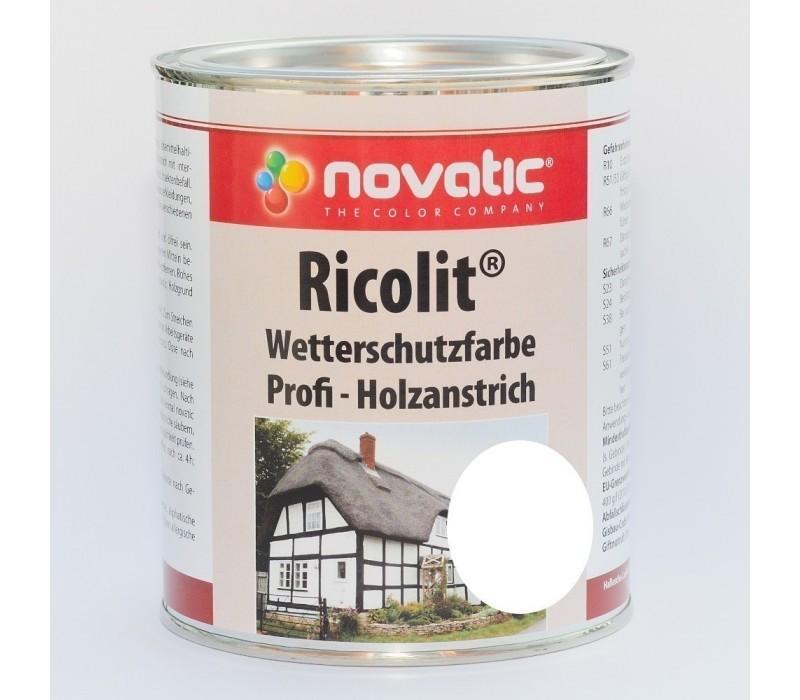 novatic Ricolit Wetterschutzfarbe KD54
