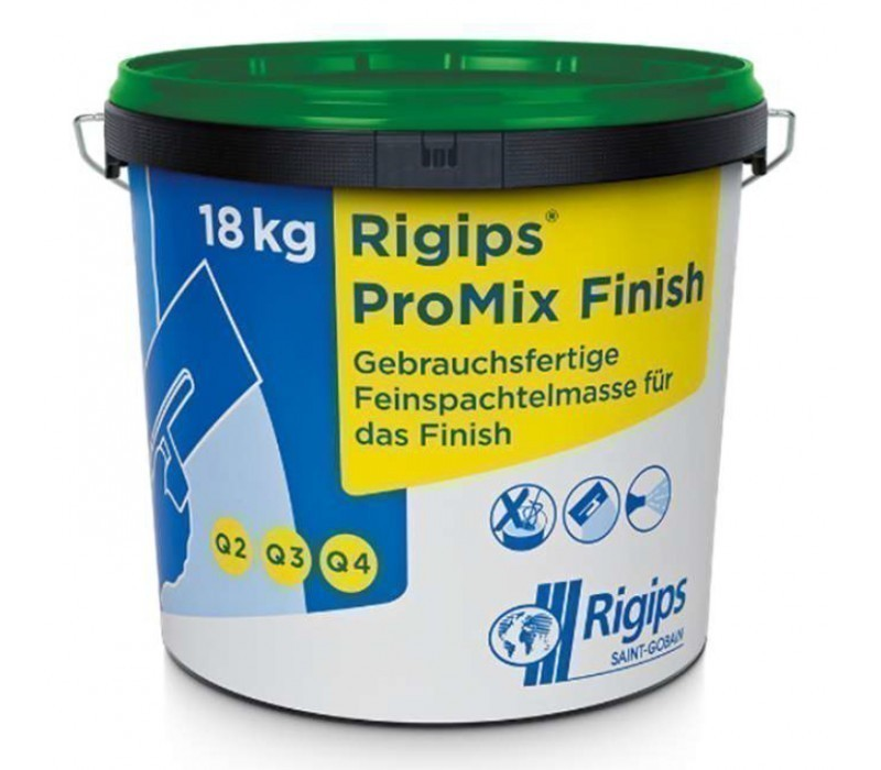 Rigips ProMix Finish - Feinspachtelmasse