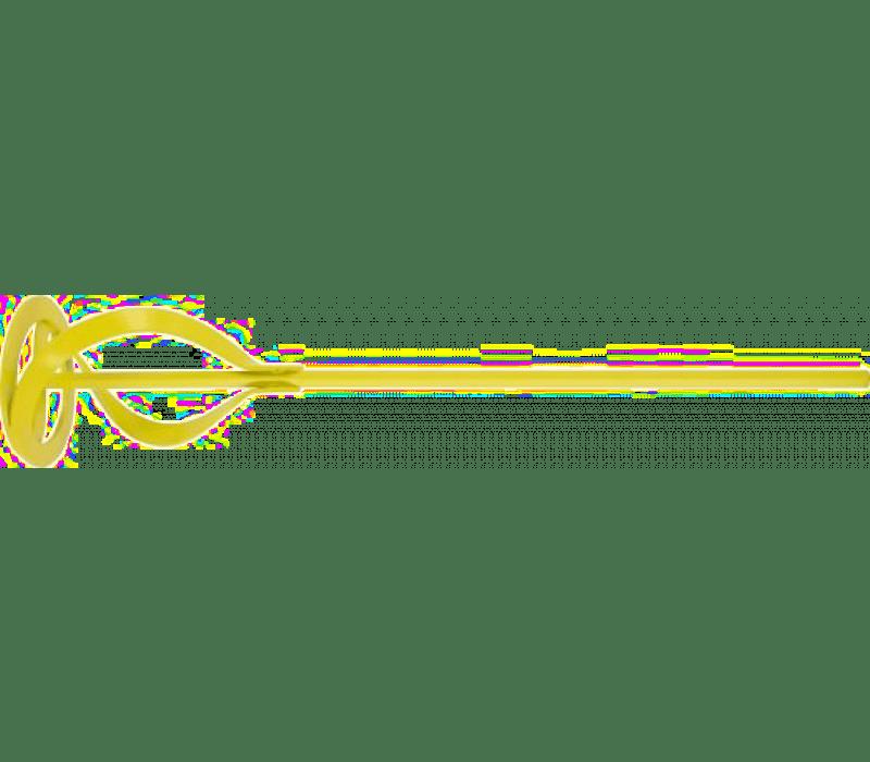 Rondenrührer FM, gelb, Sechskant - 85mm