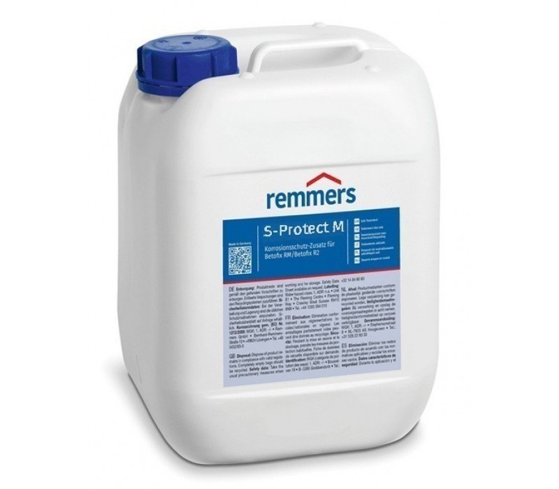 Remmers S-Protect M | Rostschutz M - Korrosionsschutzadditiv
