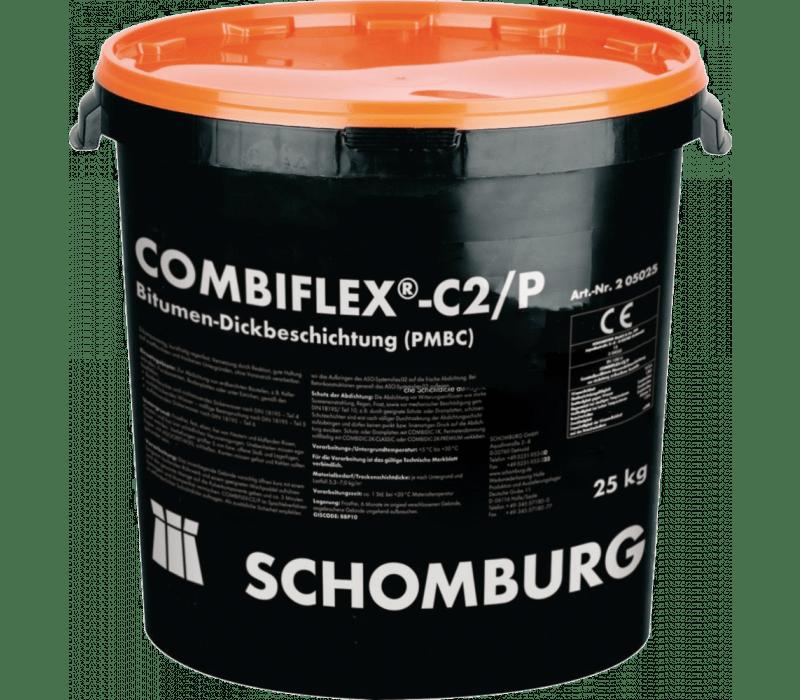 schomburg combiflex c2 p 25kg 2k bitumen dickbeschichtung. Black Bedroom Furniture Sets. Home Design Ideas