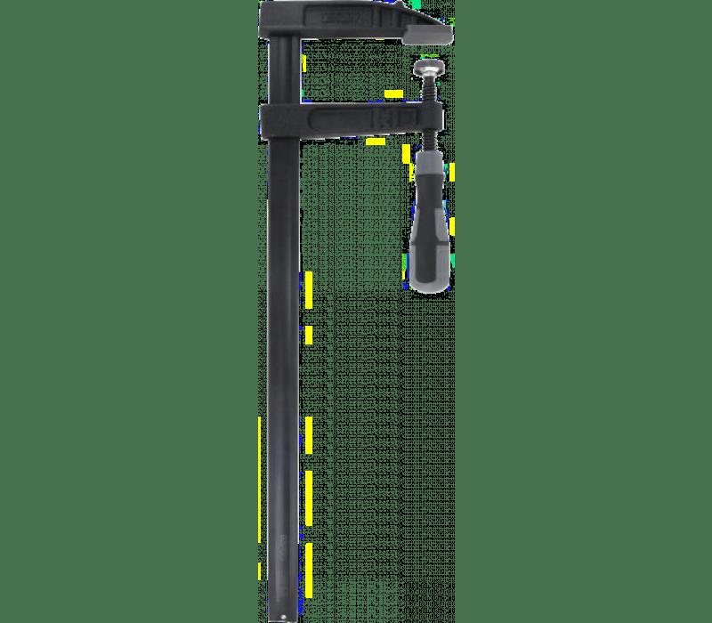 Schraubzwinge WELLWORK, mit 2K-Griff