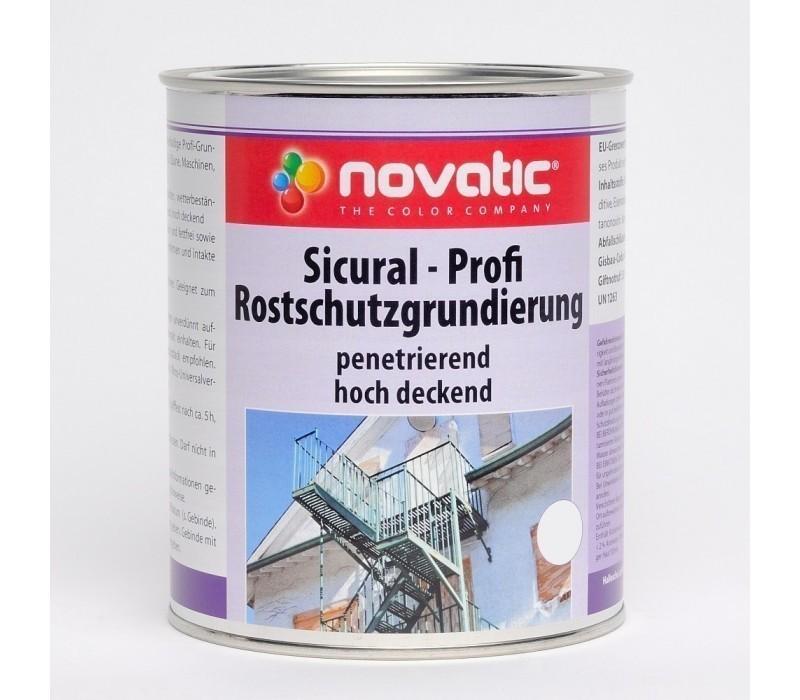 novatic Sicural Profi-Rostschutzgrundierung