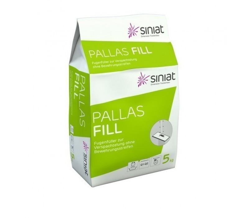 Siniat Pallas fill - Fugenspachtel