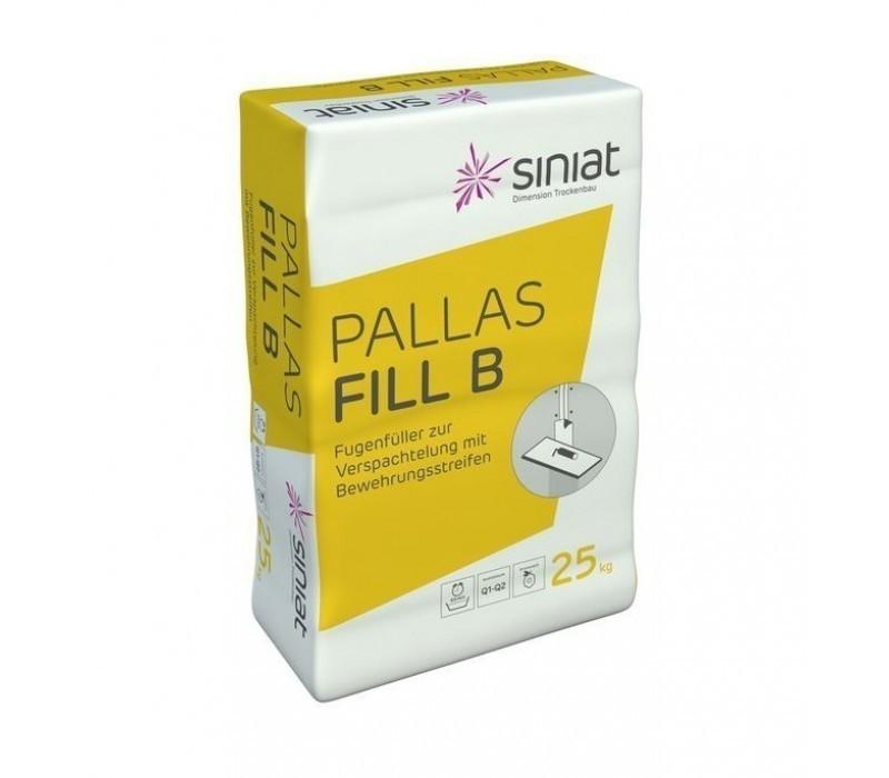 Siniat Pallas fill B - Fugenfüller, 25kg