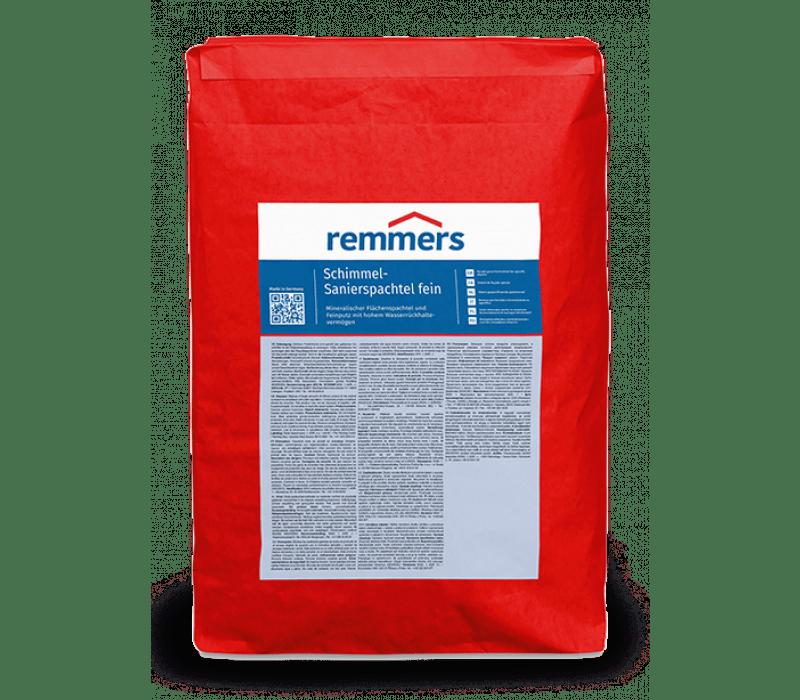 Remmers SL Fill Q3 | Schimmel-Sanierspachtel fein, 20kg - Flächenspachtel