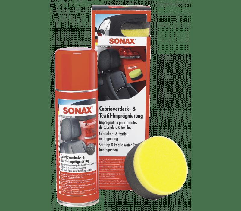 SONAX Cabrioverdeck- & TextilImprägnierung - 300ml