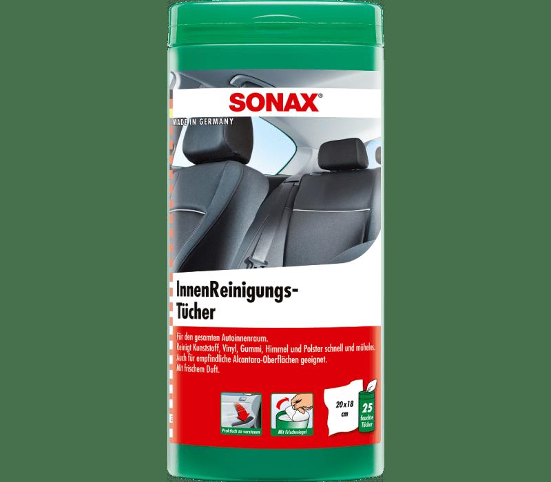 SONAX InnenReinigungsTücher - 150Stk. (6x25)