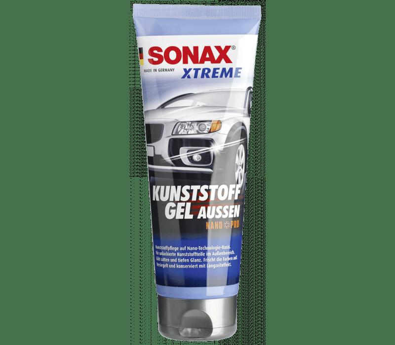 SONAX XTREME KunststoffGel Außen NanoPro - 250ml