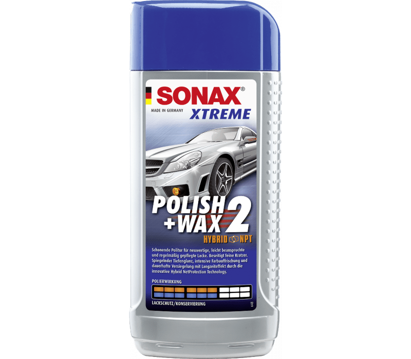 SONAX XTREME Polish+Wax 2 Hybrid NPT - 500ml