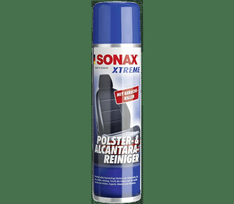 SONAX XTREME Polster- & AlcantaraReiniger - 6x400ml