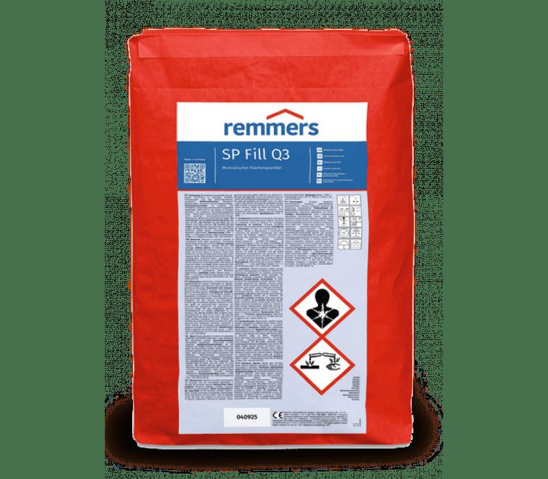 Remmers SP Fill Q3 | Feinspachtel, 25kg - Spezialfeinputz