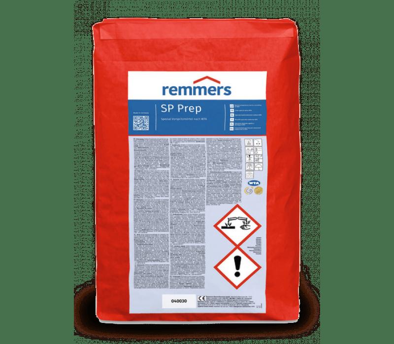 Remmers SP Prep | Vorspritzmörtel, 30kg - WTA-Spezialputz