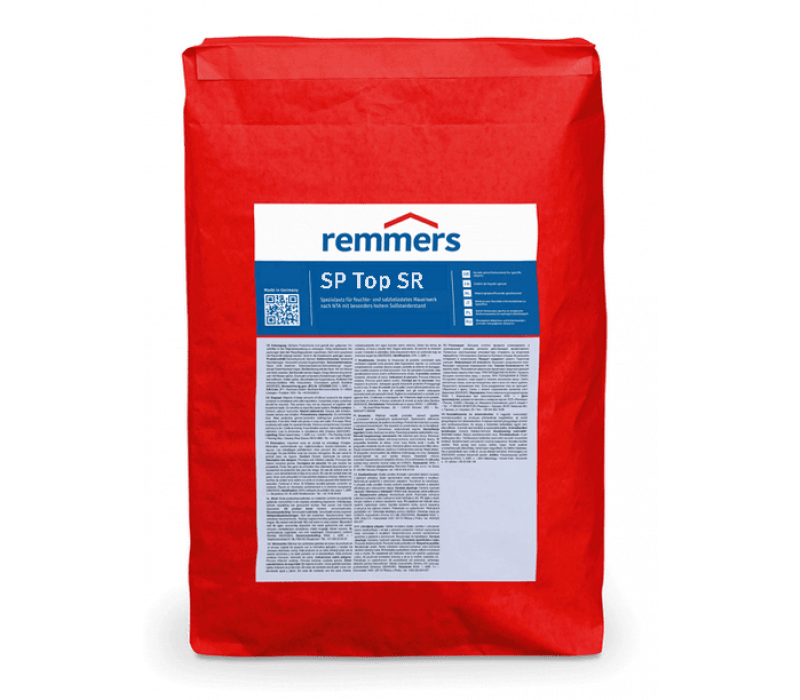 Remmers SP Top SR | Sanierputz Universal HS, 20kg