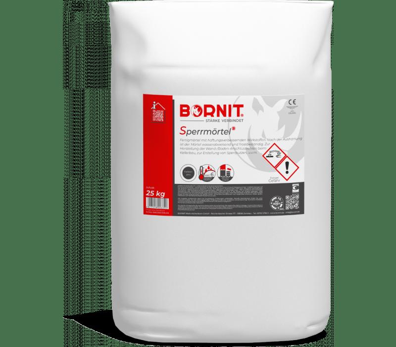 BORNIT Sperrmörtel - 25 kg