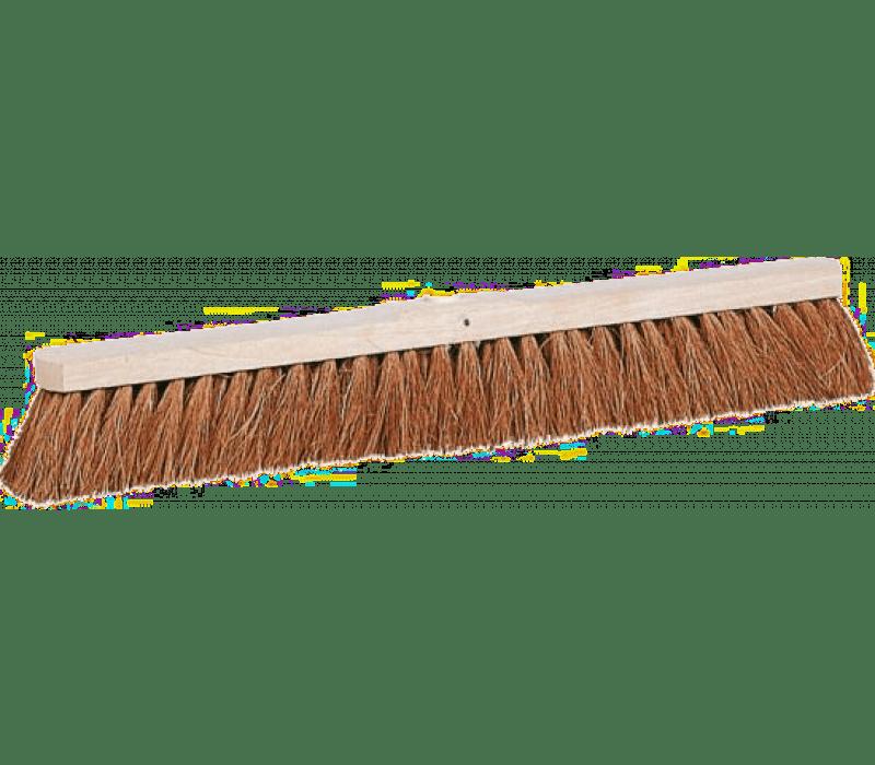 Straßenbesen ohne Stiel, 60cm, Kokosborsten