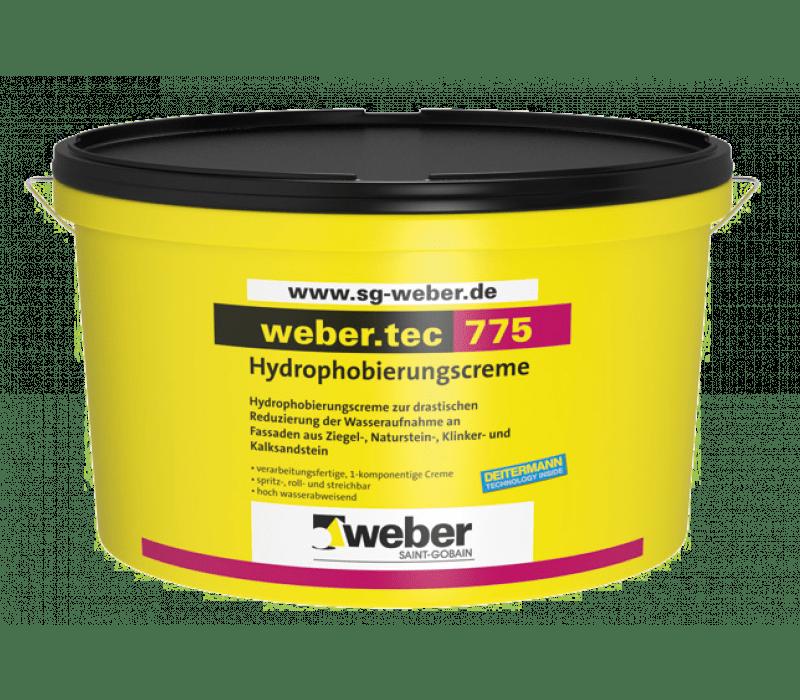 weber.tec 775 - Hydrophobierungscreme
