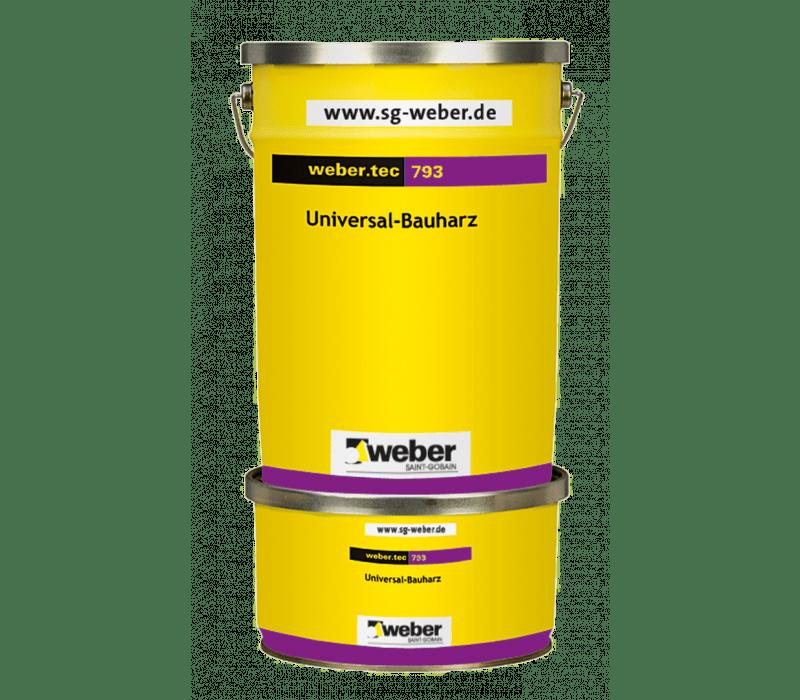 weber.tec 793 - Universal-Bauharz