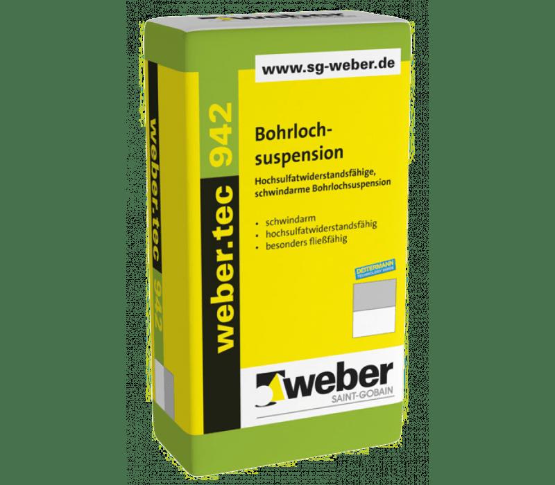 weber.tec 942, 20kg - Bohrlochsuspension