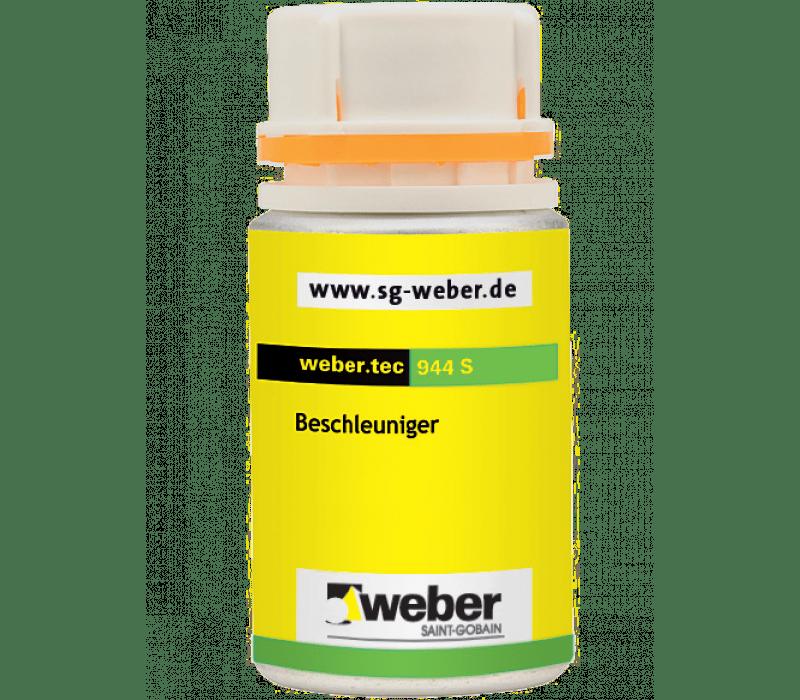 weber.tec 944 S, 0,1kg - Beschleuniger