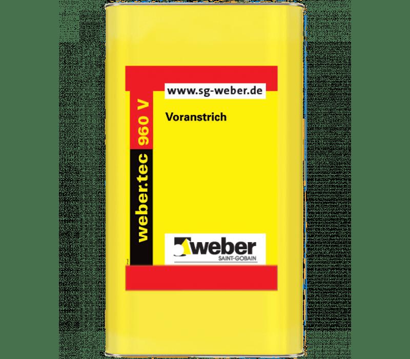 weber.tec 960 V, 6ltr - Voranstrich