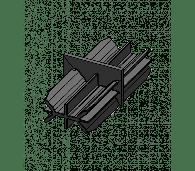 beko TERRASYS Längsverbinder für Vario Plus 40/60, 25Stück