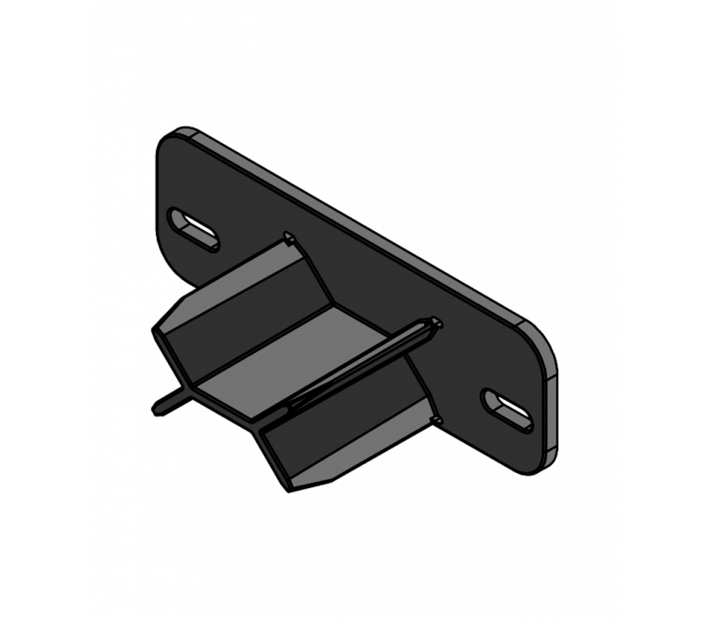 beko TERRASYS T-Verbinder -flach- für Vario Plus 40/60, 25Stück