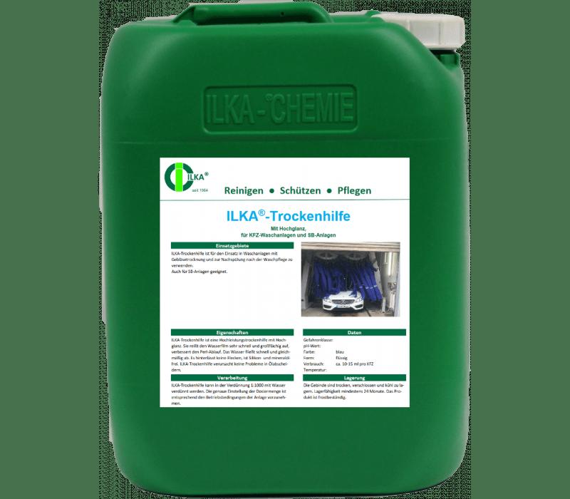 ILKA - Trockenhilfe | Waschanlage, SB-Anlage