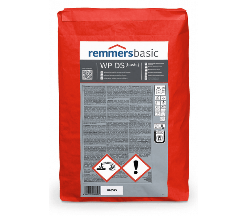 Remmers WP DS basic | Dichtschlämme, 25kg