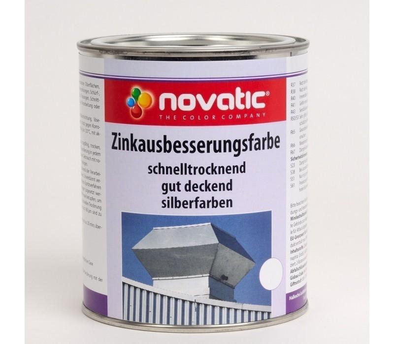 novatic Zinkausbesserungsfarbe MG06 - grau