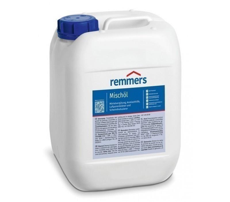 Remmers ZM MO | Mischöl - Mörtelzusatzmittel