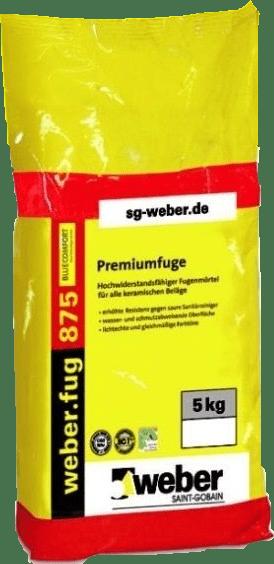 Weber.fug 877 flexfuge