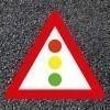 BORNIT Verkehrszeichen VZ 131 Lichtzeichenanlage