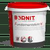 BORNIT Fundamentdicht 1K - Bitumen-Dickbeschichtung