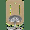 Hammerhalter - Leder, mit schwenkbarem Metallbügel, Premium Line