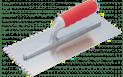 Glättekelle 'Premium', Rechteckzahnung - Edelstahl, 130x280mm