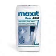 maxit floor 4031 Fließspachtel Plus (weber.floor 4031) - Zement-Bodenspachtelmasse, 25kg